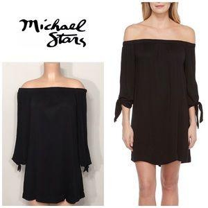 New. Michael Stars black dress. NWOT